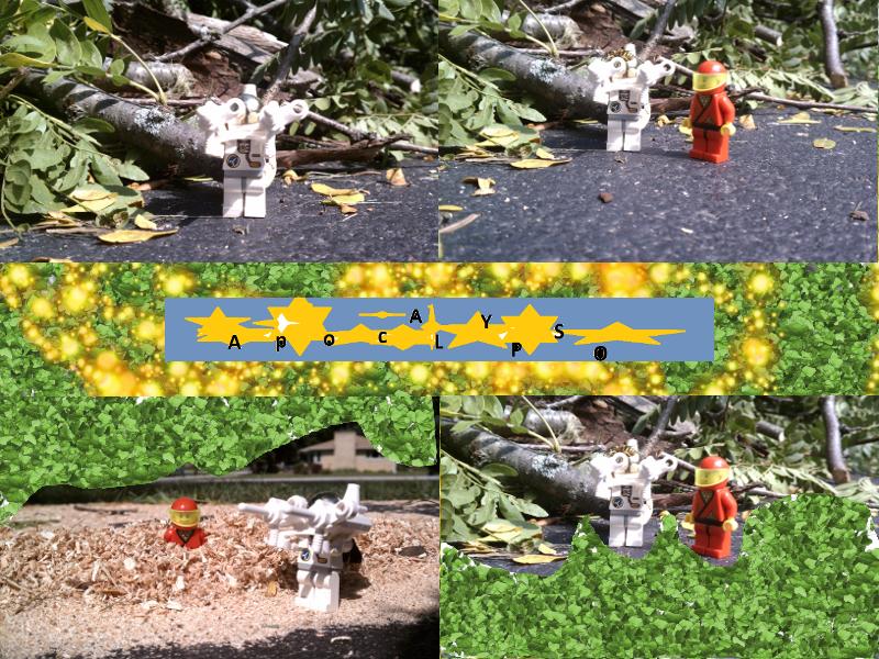misadventure of redshirt 3